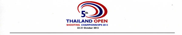 result 5th thailand open 2012 head